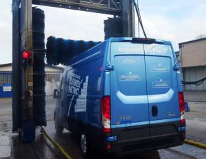 lavaggio auto e camion