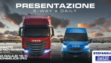 Presentazione IVECO S-WAY e New DAILY