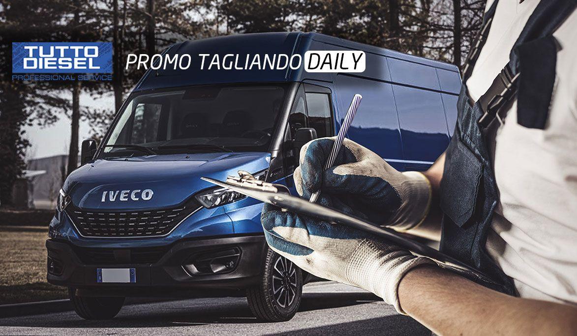 promo tagliando iveco daily